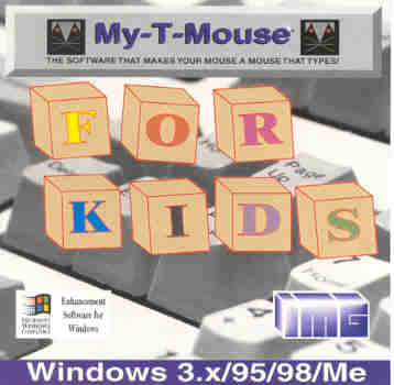 My-T-Mouse for Kids Cover