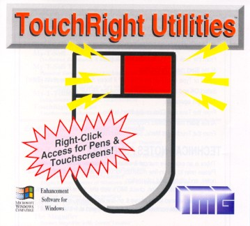 TouchRight Utilities Cover